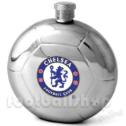 Chelsea Stainless Steel 150ml Hip Flask