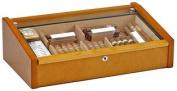 Adorini Humidor Vega (mahogany) - Deluxe