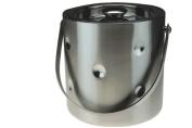 Apollo Stainless Steel Ice Bucket Doublewall