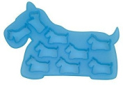 Eddingtons Scottie Terrier Dog Silicone Ice Cube Tray, Doubles as a Chocolate Mould