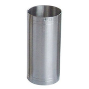 175ml Stainless Steel Pub Wine Thimble Jigger Shot Measure