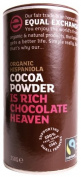 Equal Exchange Organic Cocoa Fairtrade 250 g