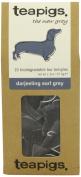 Tea Pigs Darjeeling Earl Grey 15 Teabags