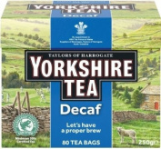 Taylors of Harrogate Yorkshire Decaf Tea Bags