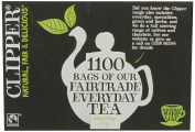 Clipper Fairtrade Everyday One Cup Tea Bags