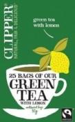 Clipper Green Tea With Lemon 25 Bag