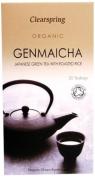 Clearspring Organic Genmaicha Green Tea With Rice