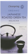 Clearspring Organic Hojicha Green 20 Teabags