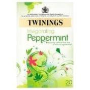 Twinings Invigorating /Invigorate Peppermint 20 Teabags 40G