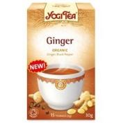 Yogi Tea Ginger Organic 15 Teabags 30g