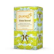 Pukka Herbs Three Fennel Tea 20 Sachets - CLF-PUK-535