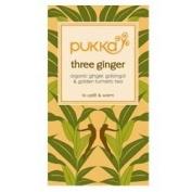 Pukka Herbs Triple Ginger Tea 20 Sachets - CLF-PUK-526