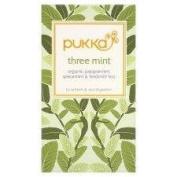 Pukka Organic 3 Mint Tea 20'S