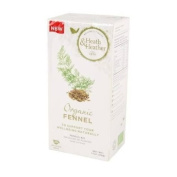 Heath & Heather Organic Fennel Tea 20bag
