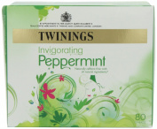 Twinings Pure Peppermint 80 Teabags