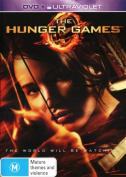 The Hunger Games (DVD/UV) [Region 4]