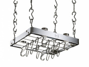 Hahn Metro Ceiling Rack, Chrome