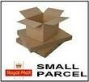 Royal Mail Small Parcel Size Single Wall Cardboard Boxes