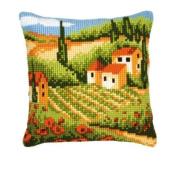 Cross Stitch Cushion