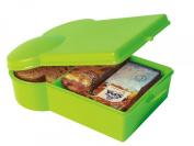 PT Lunchbox Sandwich, Lime Green