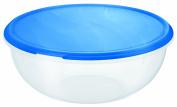 Rotho Rondo Fridge Box Polyethylen White Blue 6.0 Litre