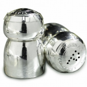 Silver Plated Champagne Cork Cruet Set - Culinary Concepts