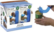 One Pull Can Opener makes ring pulls easy to open