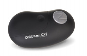 Culinare Black Soft Touch One Touch Automatic Can Opener