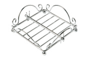 Wire Napkin Holder Made of High Quality Chrome Material