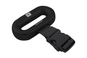 Salter Soft Touch Luggage Scale Black 40kg