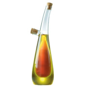 Drizzler Tear Drop Duo Can be Used for Oil Vinegar Light Sauces Pourer