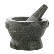 Premier Housewares Mortar and Pestle, 10 x 13 x 13 cm, Granite