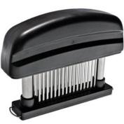 Freelogix Stainless Steel Hand Held Meat Tenderizer - 48 Piercing Spikes