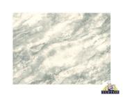 Premium Glass Chopping Board - Grey Marble Design Kitchen Worktop Saver Protector