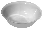 Corelle Livingware Soup/Cereal Bowl, Winter Frost White, 530ml