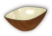 Robex 25 cm Square Bowl, Banana
