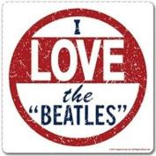 Beatles - Coaster I Love The Beatles