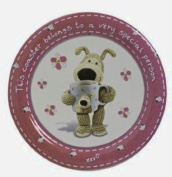 Boofle Coaster - Pink Flowers