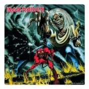 Iron Maiden - Coaster Number of the Beast