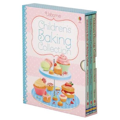 Children's Baking collection by Usborne