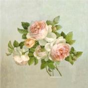 Pimpernel Antique Rose Coasters - Set of 6