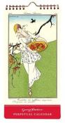 The Art & Fashion of George Barbier Perpetual Calendar