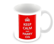 Keep Calm - And Parry On
