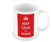 Keep Calm - I'm A Nurse