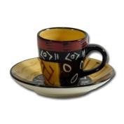 """Espresso cup """"Safari"""""""