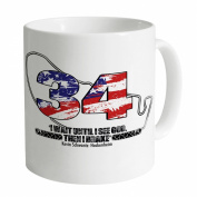 Kevin Schwantz Mug, White, N/A