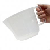 Jug Plastic - 3.5 Pint