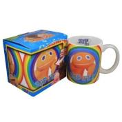Rainbow Mug. Zip It Mug