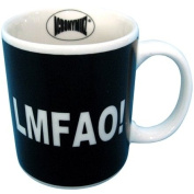 Acronymikz Mug LMFAO - Laughing My F*cking Arse Off