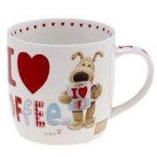 Boofle Mug - I Heart Coffee